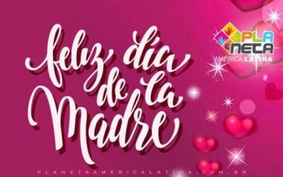 Latinos festejam o dia da mãe em Brasil