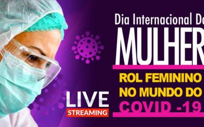 LIVE - A participação das mulheres imigrantes na linha de frente no combate ao COVID-19 no Brasil