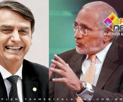 Mesa Gisbert fala sobre vitória de Bolsonaro