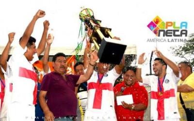 Peruanos São destaque da Copa Kantuta de futebol de salão