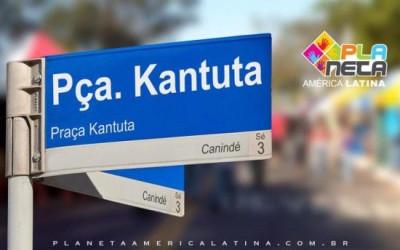 Praça Kantuta prepara-se para revitalização em 2018