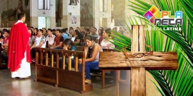 Violência contra imigrantes é lembrada na Missa de Ramos em SP