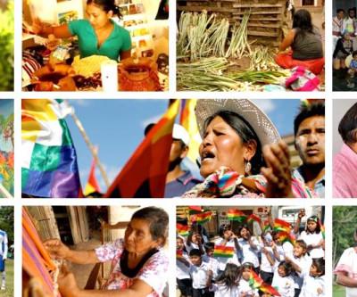 As 36 nações da Bolívia