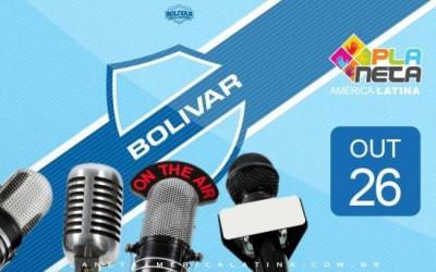 Coletiva de imprensa - Projeto Bolivar Brasil