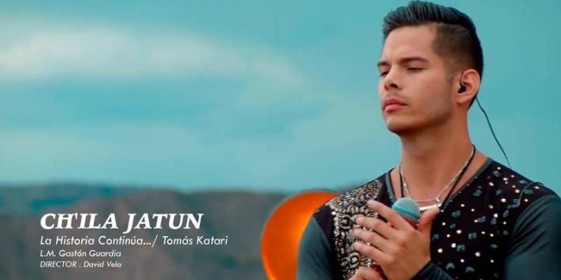 CHILA JATUN - A História Continua II (Ao vivo)