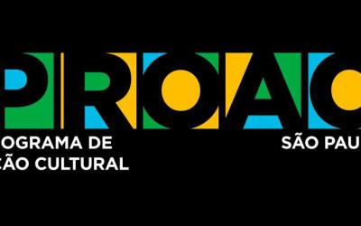 Estão abertas as inscrição para projetos culturais no Estado de São Paulo.