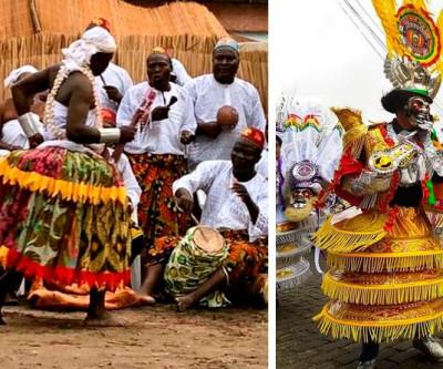 A dança da MORENADA BOLIVIANA tem origem africana, exposta a partir de 1555 em Potosí