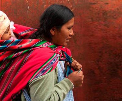Saudades de Imigrantes em SP no dia da mãe boliviana