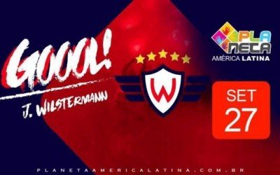 Jogo de aniversário do projeto Wilstermann/Brasil