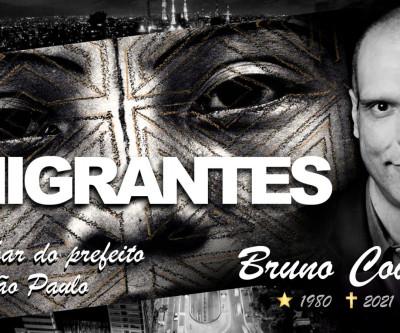 Percepção da migração paulistana, com o olhar de Bruno Covas