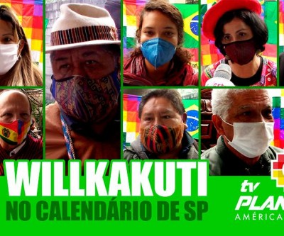 Desejos de Saúde, Paz e União dos Povos no Ano Novo Andino 5.529 em SP