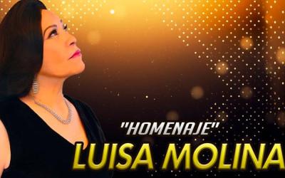 Homenagem a Luisa Molina
