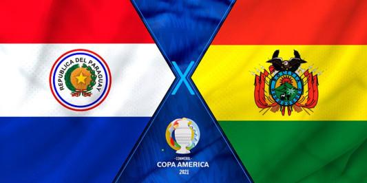 De virada, Paraguai vence a Bolívia na estreia da Copa América em Goiânia