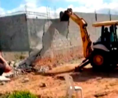 Prefeitura de Itaquaquecetuba derruba casas e famílias bolivianas ficam desabrigadas