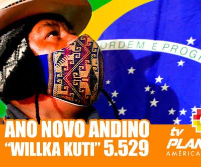 São Paulo recebeu o Ano Novo Andino Amazônico 5.529