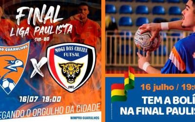 Goleiro boliviano é destaque na Final Paulista de Futsal 2021