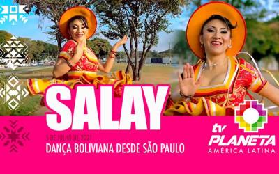 Clip produzido em São Paulo ilustra a dança boliviana do SALAY