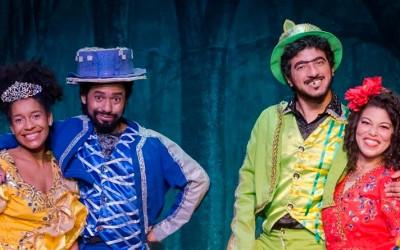 Musical Sertão Encantado faz temporada presencial grátis no Teatro Gazeta em SP