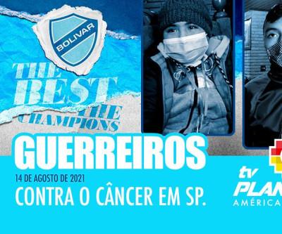 Crianças bolivianas combatem o câncer com a ginga de campeões