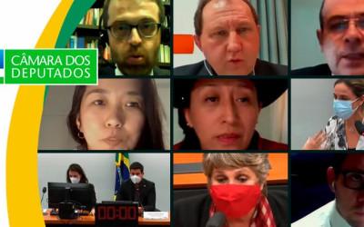 Audiência Pública: Regularização migratória e fechamento de fronteiras