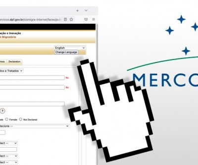 Vídeo ensina a preencher o formulário do acordo do MERCOSUL