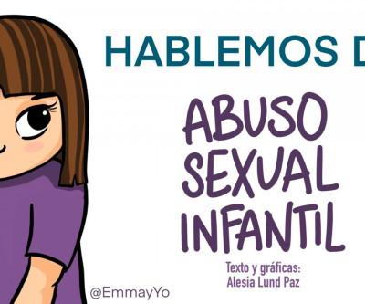 Hablemos de abuso sexual infantil