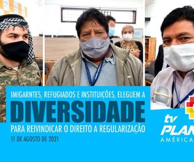 Imigrantes fortalecem a união em prol do direito a regularização de milhares de famílias no Brasil