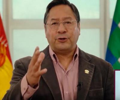 Mensagem do presidente da Bolívia para os imigrantes no 196º aniversário da Bolívia