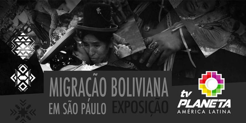 Exposição fotográfica retrata a religiosidade e folclore boliviano na Terra da Garoa