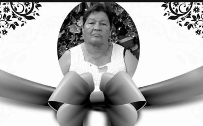 Falheceu Maria Honorina Delgadillo, mãe de Ronald Soto presidente da Feira Coimbra