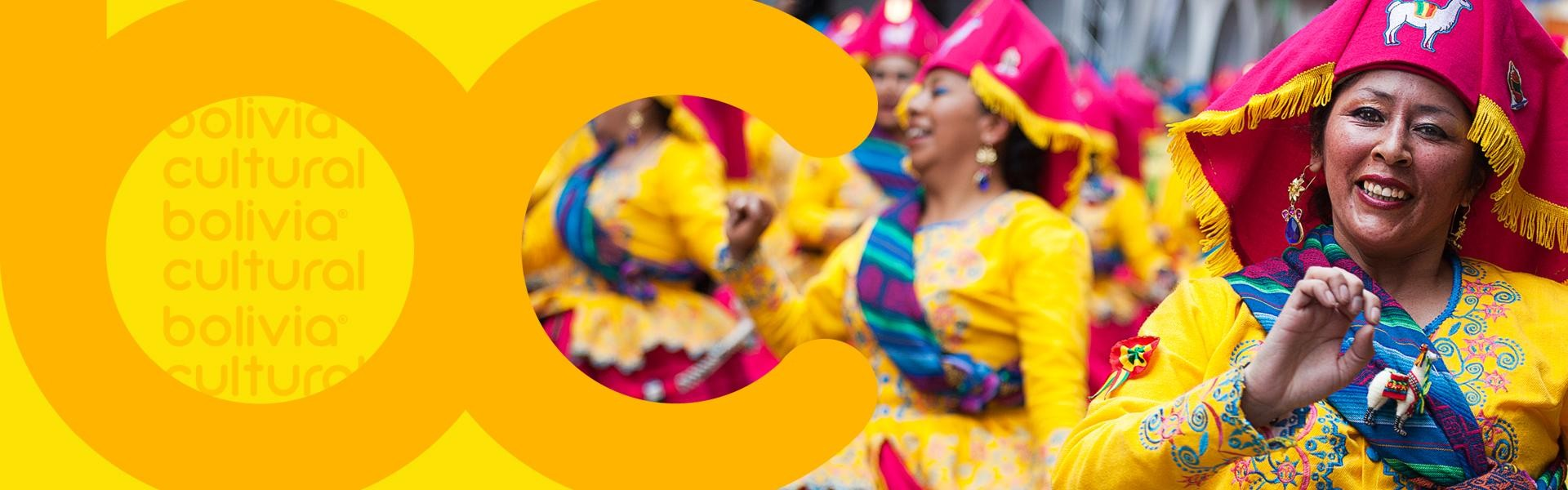 Dança da LLamerada, diversidade cultural boliviana