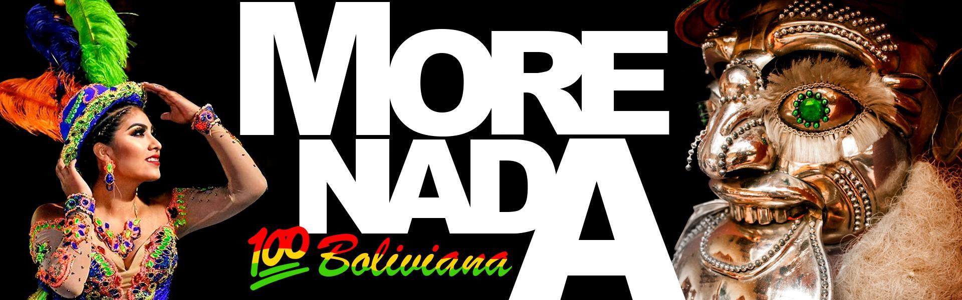 Morenada 100% Boliviana