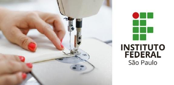 IFSP seleciona profissionais da costura para produção de máscaras