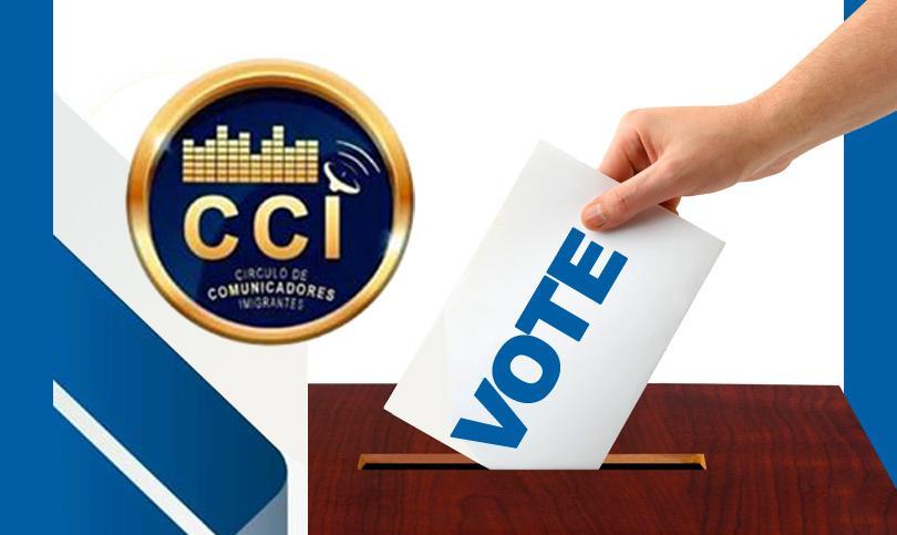 Eleições no Círculo de Comunicadores Imigrantes CCI