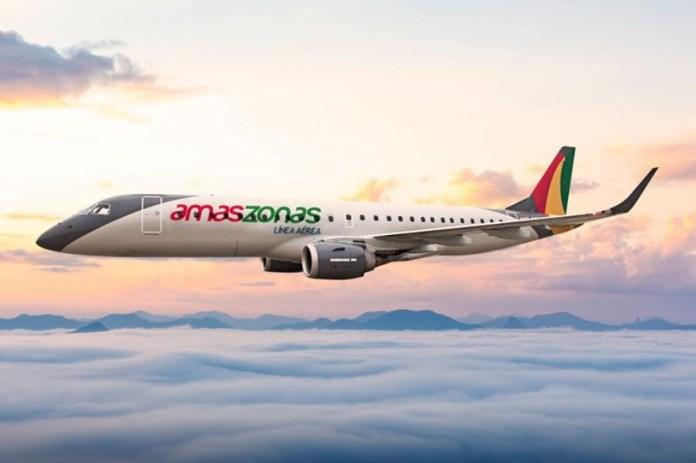 Amaszonas estreia voos regulares entre Bolívia e São Paulo no dia 21 de setembro