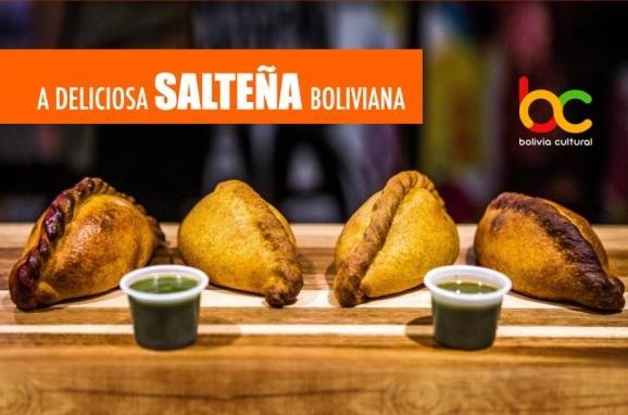 A Salteña boliviana