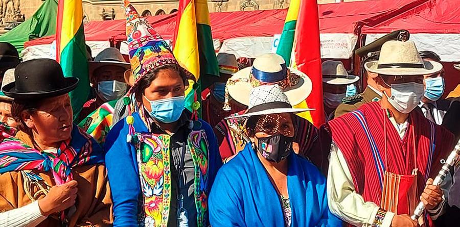 Autoridades do estado boliviano convocam para encontro com a Pachamama (Mãe Terra) no Dia Mundial da Terra